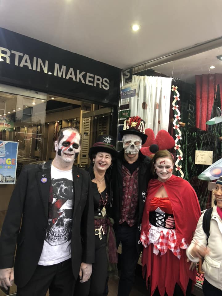 penge tourist board   ptb halloween trail 2018 was a andy's thai kitchen edgewater andy's thai kitchen edgewater