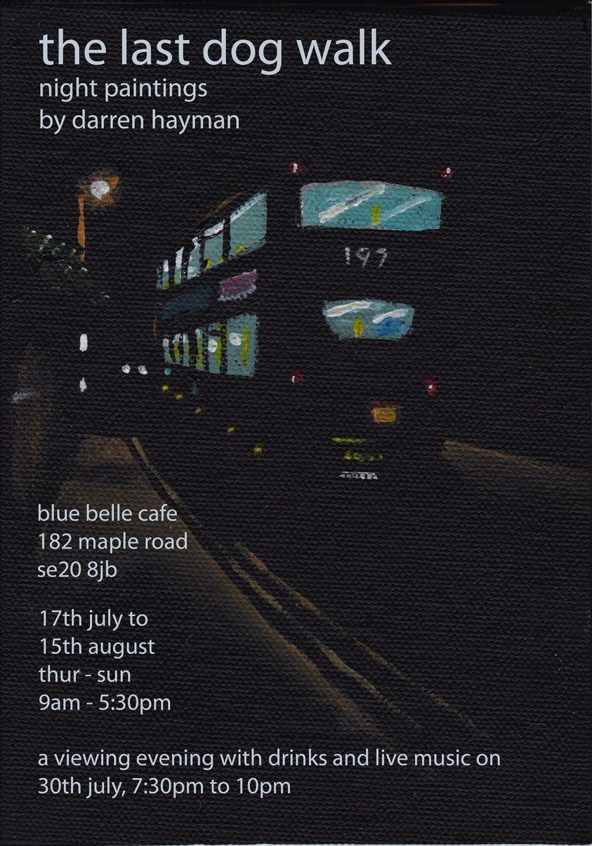 hayman bus